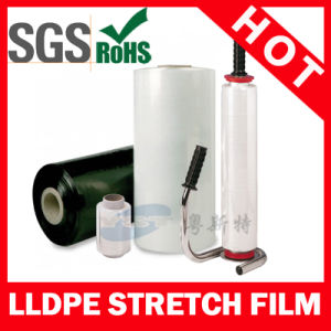 LLDPE Stretch Film (YST-PW-021) pictures & photos