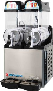 Granita Slush Machine (XRJ12X2) pictures & photos