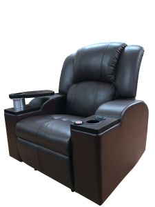 Recliner Seat Multi-Functional Electric Reclining Theatre Sofa Cinema Chair (VIP 4) pictures & photos