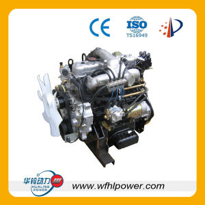 Hl493CNG Natural Gas Engine pictures & photos