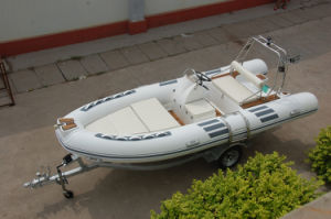 Rib Boat/Rigid Inflatable Boat/ Fishing Boat (RIB 480D)