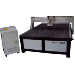 Customized CNC Router Machine with Dust Collector for Wood Cutting (JCUT-1828B)