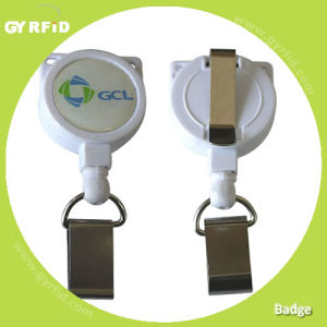 Identification Badges, ID Badge Reel for Staff Badges pictures & photos