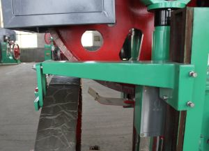 Wood Cutting Band Sawmill Hot Selling in Tanzania pictures & photos