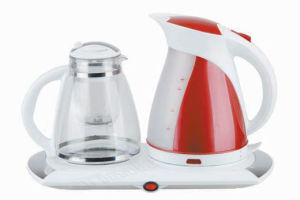 Electric Water Kettle Set (W-K17961)