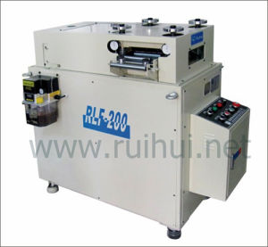 0.1-1.4mm Material Precision Straightener (RLF-200) pictures & photos