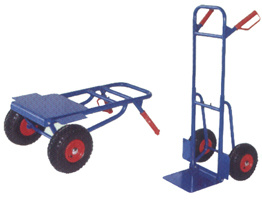 Telescopic Sack Trolley (HT1426) pictures & photos