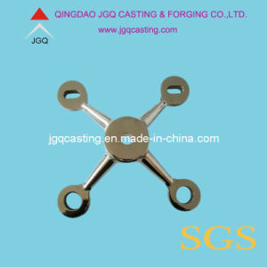 Precision Casting Stainless Steel Glass Clamps