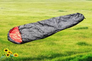 Outdoor Mummy Sleeping Bag pictures & photos