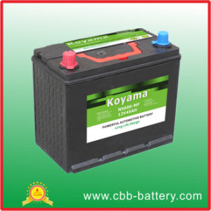 High Quality Maintenance Free Car Battery N40mf-12V40ah pictures & photos