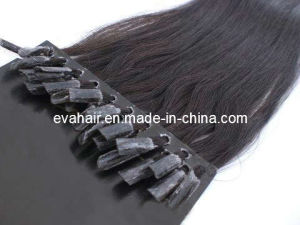100% European Remy Keratin U Tip Hair pictures & photos