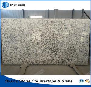 Polished Quartz Stone for Solid Surface/ Building Material with SGS Certificiate (Marble colors) pictures & photos