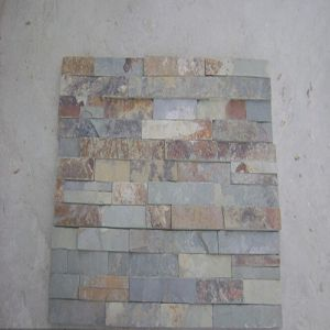 Natural Cultured Stone Slate Tiles for Bathroom pictures & photos