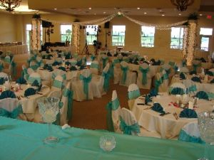 Chair Covers & Organza Sash