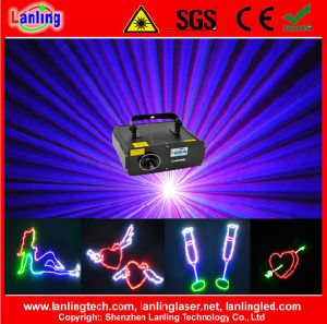 Cheap! Best-Selling! Multi Color RGB 1000MW Animation Laser Light pictures & photos