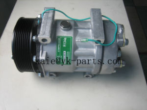 Auto Air Compressor (SD7H15-8044) for Volvo Truck Renault pictures & photos