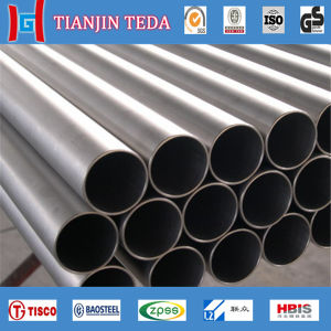 201 Welded Stainless Steel Pipe Tube pictures & photos