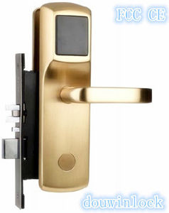 Hot Sale and Cheap Price Hotel Card Door Lock pictures & photos