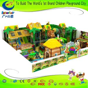 New Commercial Kids Plastic Soft Indoor Playground pictures & photos