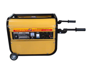 2kw Portable Gasoline Generators Set (New Model) pictures & photos