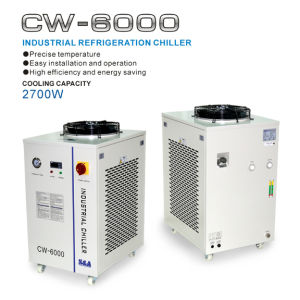 Plasma Vacuum Coating Machine Water Chiller (CW-6000AI)