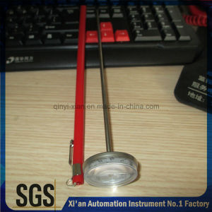 Pencil Like Mini Bimetal Thermometer pictures & photos