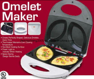 omelette maker how to use