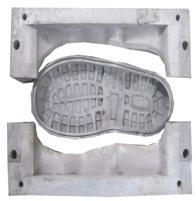 PU Safety Shoe Mould