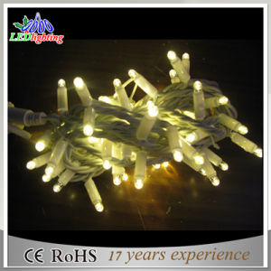 10m 100 LED Lights White String Light pictures & photos