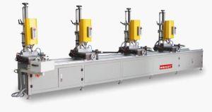 Multi Mitre Combination Drilling Machine for Aluminum Window pictures & photos