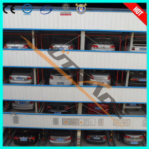PLC Control Steel Parking System pictures & photos