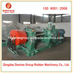 New Desiree Rubber Twin Roll Mill
