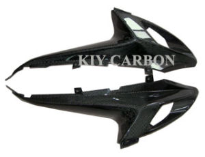 Carbon Fiber Air Intake Covers for Suzuki (GSXR 600/750 K7) pictures & photos
