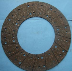 Non Asbestos High Copper Clutch Facing pictures & photos