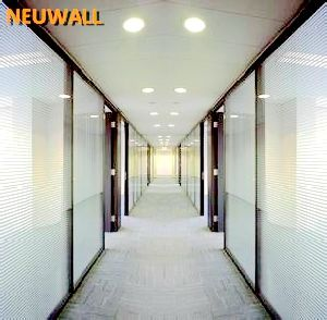 Operable Office Glass Partition Wall pictures & photos