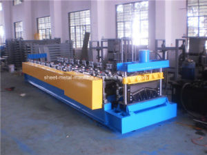 Metal Ridge Cap Cold Roll Forming Making Machine pictures & photos