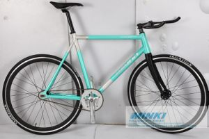 Carbon Fiber Fixed Gear Bicycle pictures & photos