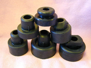 Custom Molded Automotive Rubber Grommet pictures & photos