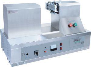 Semi Ultrasonic Tube Tail Sealing Machine for Plastic/Soft Tube Sealing Machine Sealer pictures & photos
