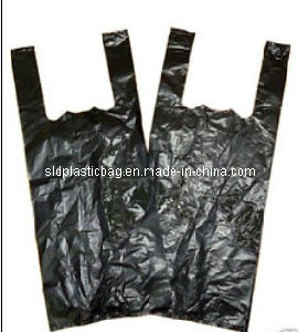 Wholesale Plastic Black Strong Garbage Bags pictures & photos