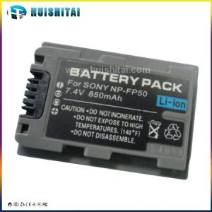 Digital Camera Battery for Sony (NP-FP50)