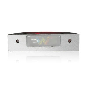 Semicircle Red LED Flashing Light Aluminum Solar Road Stud pictures & photos