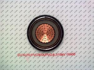 Power Cable (CU / XLPE / PVC / STA / PVC-8.7 / 15KV) pictures & photos