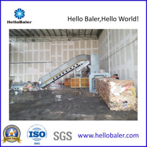HELLOBALER Automatic Waste Paper Baler with CE Certificate pictures & photos