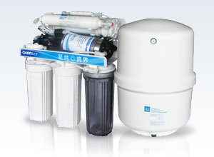 Under Counter Water Filter (Automatic) (JSC-01R01)