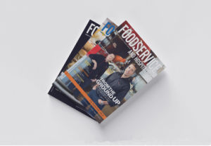Magazine Offset Printing Service (jhy-171) pictures & photos