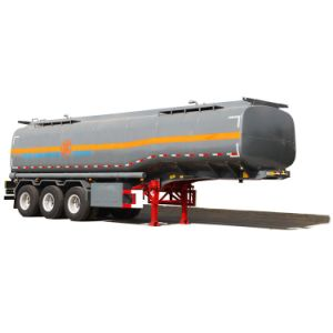 ISO CCC Approved 3 Axles 60cbm Oil Tank Trailer pictures & photos