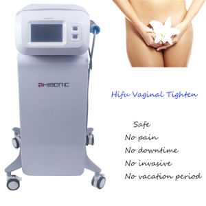 New Sex Vaginal Tightening Technology Female Privacy Protection Hifu Vaginal Tighten Machine pictures & photos