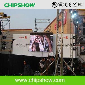 Chipshow Rental Outdoor Full Color P10 LED Display Screen pictures & photos