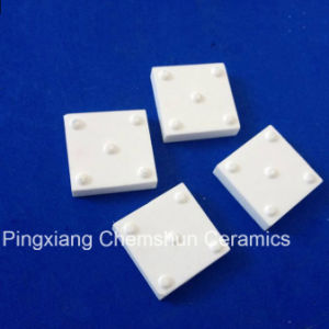 92% Alumina Ceramic Wear Tile Liner (Size 25X25X6mm) pictures & photos